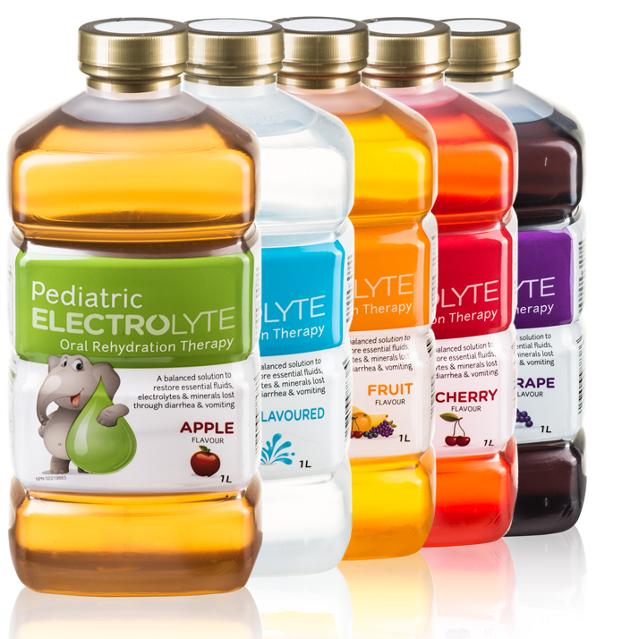Pediatric Electrolyte Litres